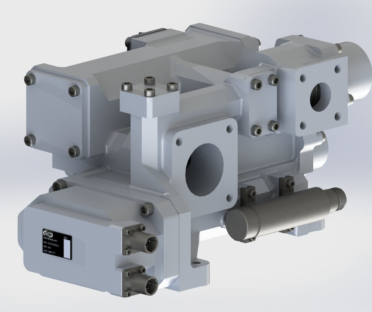 Read more about the article CLEANSKY 2 OIL FLOW CONTROL VALVE DDR COMPLETED