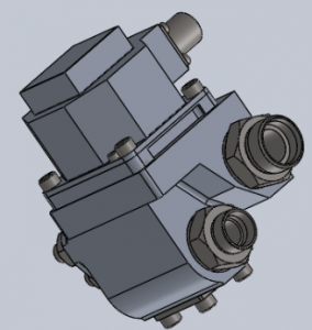 Direct Drive Valves modeling view